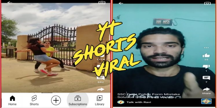How to Viral YouTube Shorts Video (2021) : New YouTube Views Tricks
